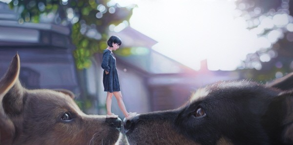 Bright Place-Walking on time, 캔버스에 유채, 97.0x193.9cm, 2016. 사진=세종문화회관 제공