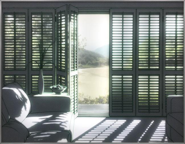 황선태,-빛이-드는-공간,-102x80x4cm,강화유리에-샌딩,-유리전사,-LED,-2016