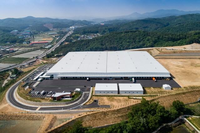 BMW 그룹 코리아, 해외 법인 중 세계 최대 부품 물류 센터 오픈