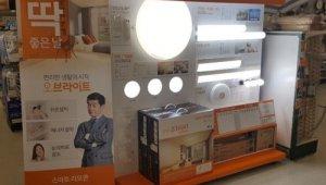 대진디엠피, 가정용 LED조명 '오브라이트' 이마트 입점