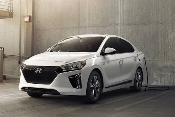 Hyundai Motor Company's 'IONIQ Electric' that had had 5,581 of them sold in South Korea from January to April of this year