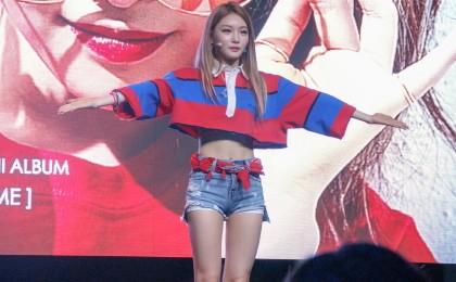 [ET-ENT 스테이지] 'Hands on Me' 청하 데뷔, '국민 걸그룹에서 막강 여성 솔로보컬로'