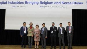 SBA,韓-벨기에 경제·미디어협력 네트워킹 개최