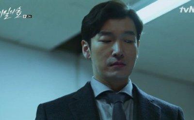 [ET-ENT 드라마] '비밀의 숲'(2-1) 감정 표현하지 않는 연기를 통해 감정 표현하는 조승우