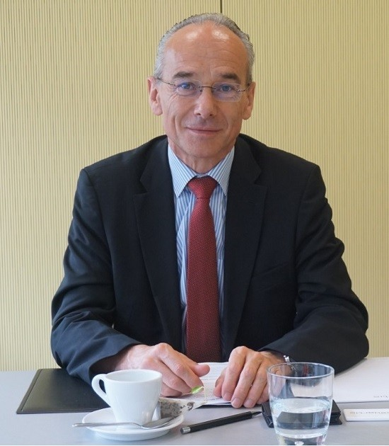 유블럭스 CEO 토마스 자일러(Thomas Seiler)