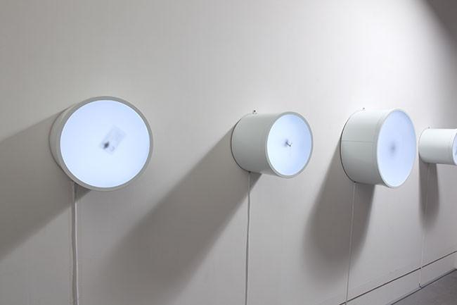 Abstract-Time-1,-공간-내-설치,-mexed-media,-2012,-갤러리이배-제공