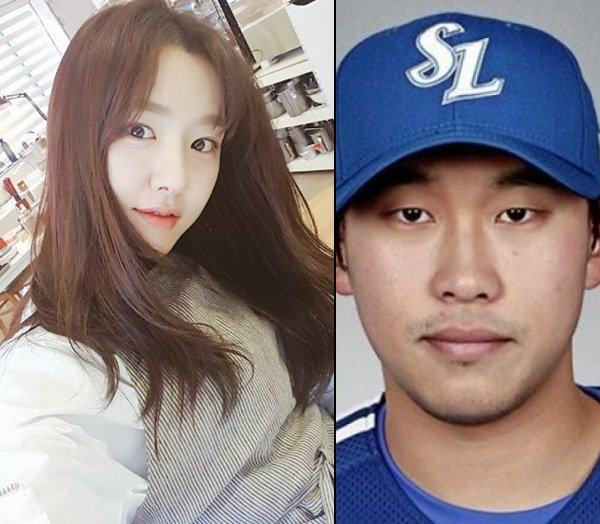 윤성환♥서지혜 열애설, 이예림♥김영찬 이어 운동선수+연예인 커플 탄생?