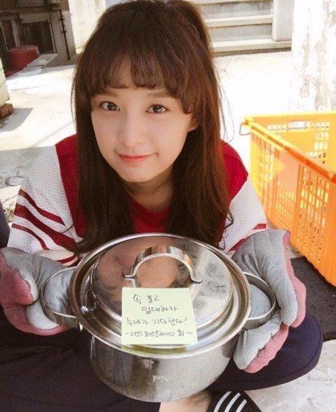 사진=김지원 인스타그램