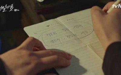 [ET-ENT 드라마] '비밀의 숲'(6-3) 이윤범, 차장, 서동재, 영은수, 영일재, 서장 중 누가 범인일까?