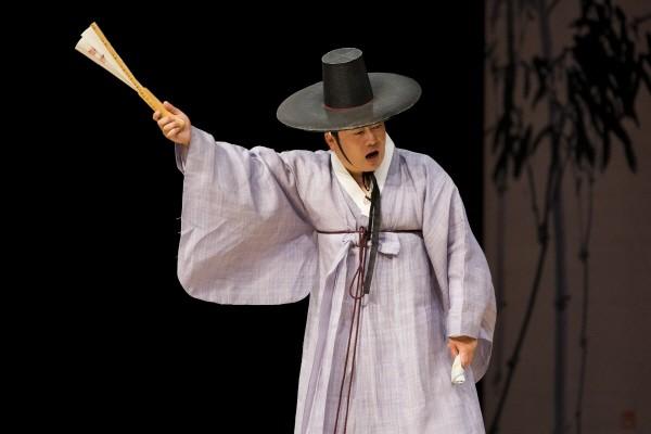 '임현빈의 춘향가_김세종제' 공연장면. 사진=국립극장 제공