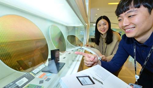 韩第二季度电子行业快速发展 主要企业业绩远超预期