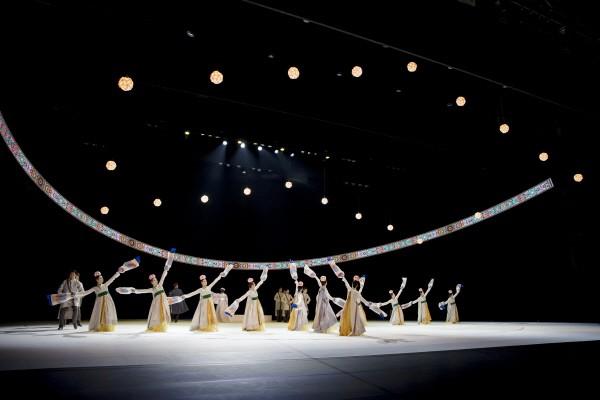 '리진' 공연사진. 사진=국립극장 제공