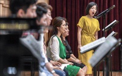 [ET-ENT 오페라] 세종 카메라타 오페라 리딩(1) '비행사' 한국어 가사 전달력, 대사 전달력을 높인 창작 오페라