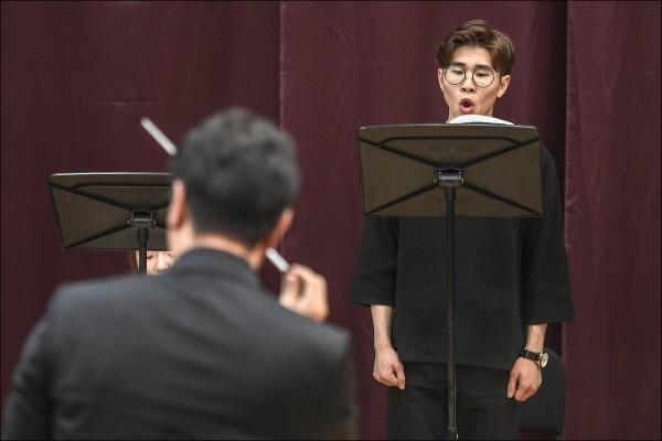 세종 카메라타 오페라 리딩공연 '텃밭킬러' 리허설사진. 사진=세종문화회관 제공