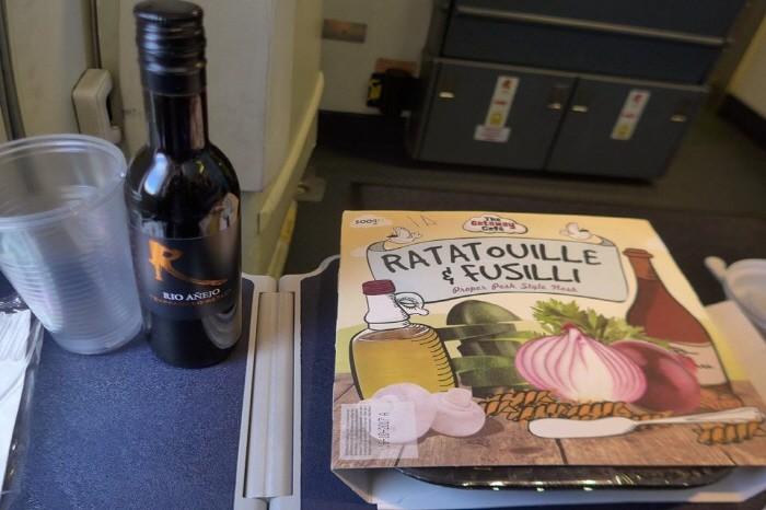파스타와 와인