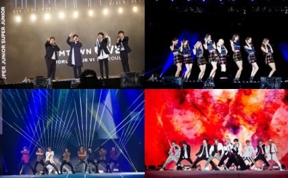 [ET-ENT 스테이지] '한류 리딩엔터의 품격' SMTOWN Live World Tour VI in 서울