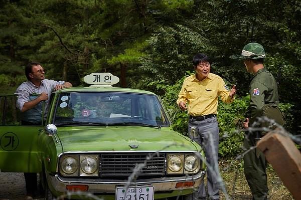 '택시운전사' 스틸사진. 사진=쇼박스 제공