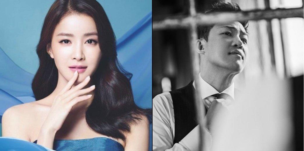 이시영♥조승현, 결혼 전 이미 사업파트너? '연예계 마당발 남편 인맥 화제'