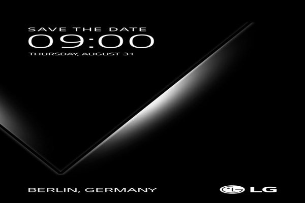 LG Electronics to Introduce Its LG V30 at IFA