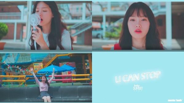 사진=마이선셋 'U Can Stop' 뮤비캡처