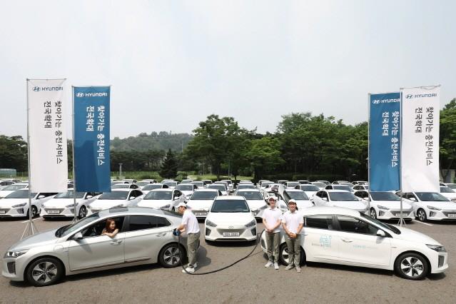 현대차, '찾아가는 충전 서비스' 전국 확대
