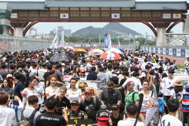 아시아 모터스포츠 카니발, 뜨거운 인기 속 막 내려