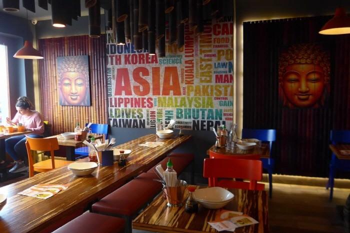 타이 식당