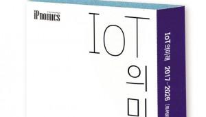LG, 스마트 가전 특허경쟁력 주목...'IoT의 미래 2017-2026 특허분석편'