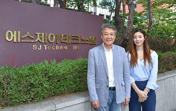 유승옥, 에스제이케이(세진전자, SJ헬스케어)와 머슬오디션 프로그램 제작