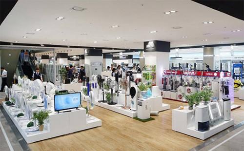 电子land将龙山本店作为体验型豪华卖场重新开业