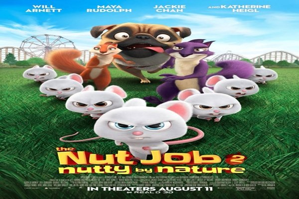 Poster of Nut Job 2