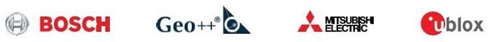 고정밀 GNSS 서비스 판도 바뀌나...보쉬∙지오플러스플러스∙미쓰비시전기∙유블럭스 합작사 '샵코다' 탄생