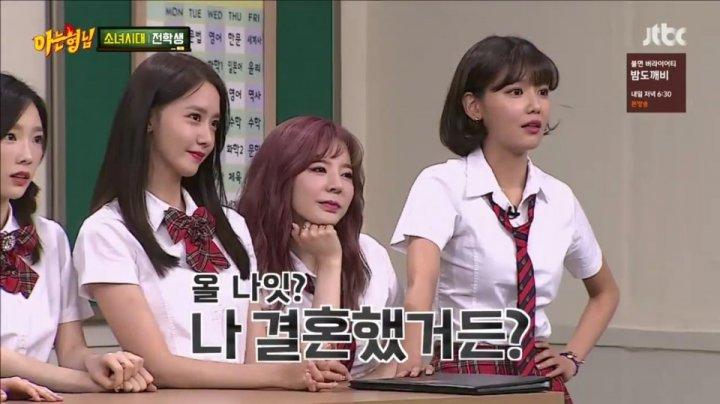 """'아는형님' 소녀시대, 기 센 언니들의 등장 """"김희철, 오늘 나대면 안되겠는데"""""""
