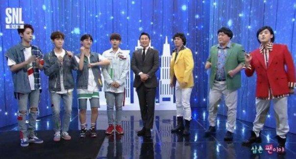'SNL코리아9' 워너원 편, 방청객 소리에 묻힌 웃음...'팬미팅으로 전락'