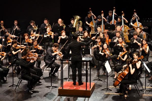 '서울시향의 음악극장 - 템페스트' 공연사진. 사진=서울시립교향악단 제공