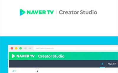 네이버, 동영상 창작자 관리 도구 '네이버TV 크리에이터 스튜디오' 오픈