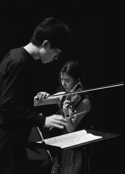 '오케스트라 앙상블 서울 OES의 로맨틱 나이트' 공연사진. 사진=오케스트라 앙상블 서울 OES 제공