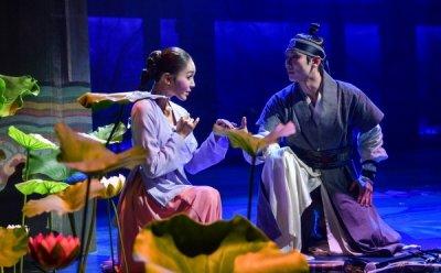 [ET-ENT 무용] '련蓮, 다시 피는 꽃' 드라마가 강조된 한국 무용극의 새 역사