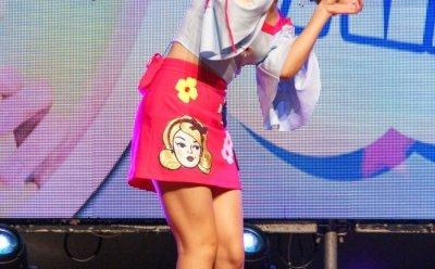 [포토] 모모랜드 아인, '여름더위 꼼짝마! 청량 아인이 간다옹!' (미니앨범 '프리즈' 쇼케이스)