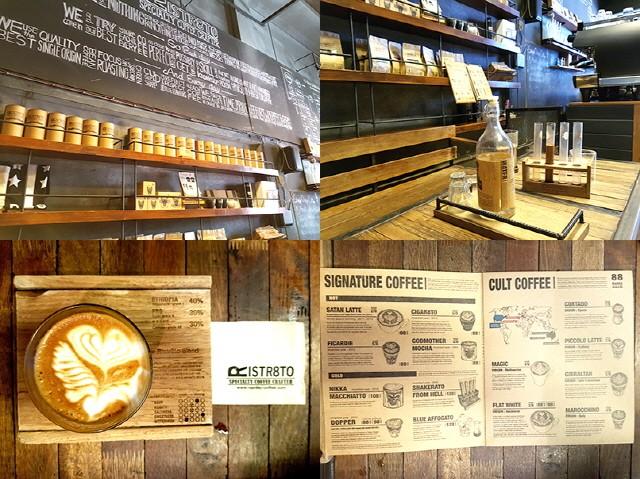 태국 커피 문화의 격을 높이기 위해 만들어진 Ristr8to 커피