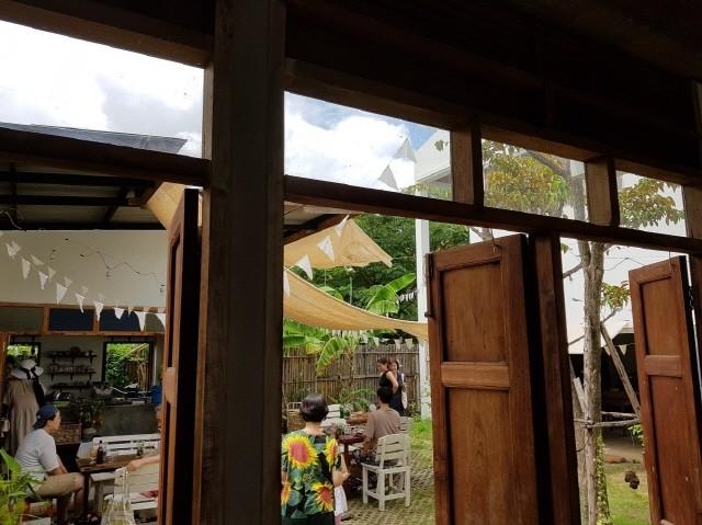 예술인 마을 반캉왓에 있는 이너프포라이프