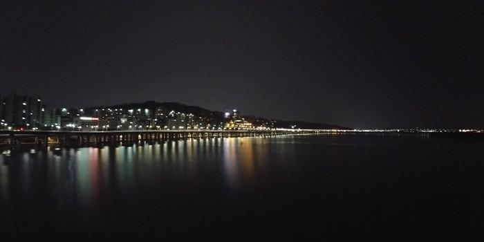 광진교 남단에서 바라본 전경 (사진:윤창기)