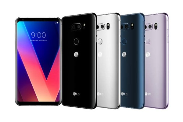 LG Reveals V30 Smartphone at IFA