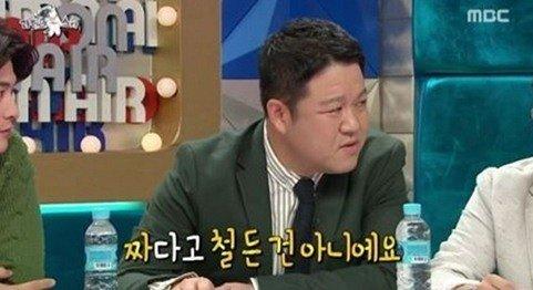 """김구라, 남다른 독설 자부심? """"나는 방송계의 임성한"""""""