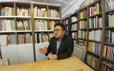 [ET-ENT 인터뷰] '붓을 잡은 연기자' 이상현, 캘리그라피의 '뿌리깊은 나무'를 전하다