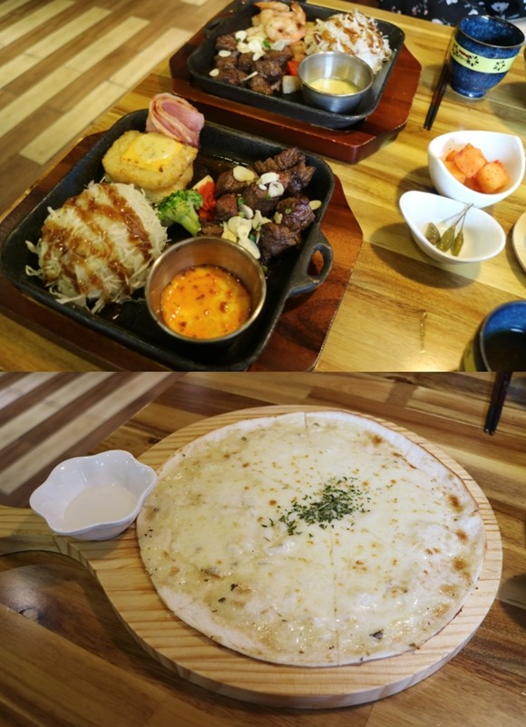 [전국곳곳맛집]홍대 스테이크 맛집 '모모스테이크', 침샘 자극하는 비주얼과 착한 가격으로 어필