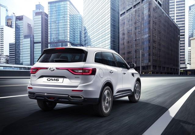 르노삼성, QM6 가솔린 모델로 SUV 시장 공략 가속화
