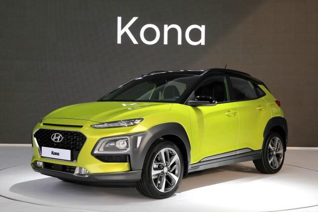 현대 코나, 8월 소형 SUV 판매 1위…9월 판매 조건은?