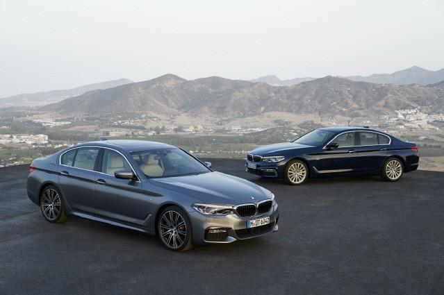 BMW 뉴 520d, 벤츠 E클래스 누르고 단일 모델 첫 1위