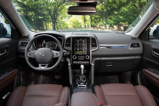 [시승기] 믿고 타는 가솔린 SUV, 르노삼성 QM6 2.0 GDe